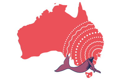 sydney whale watch map